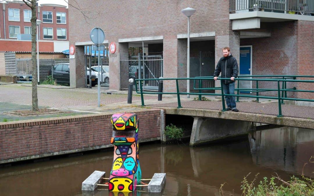 ALPHENART, kunstroute Alphen aan den Rijn (a local art event).