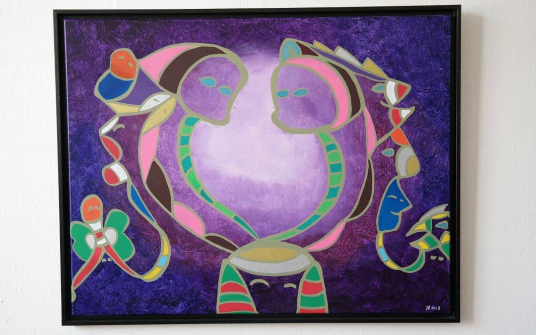 Purple balance $1160 (approx €986)