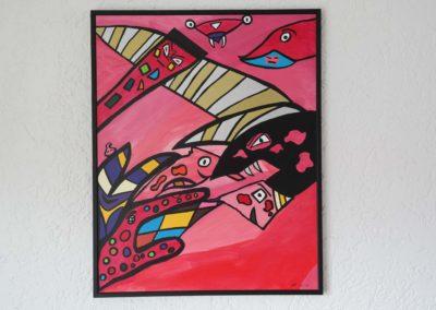 Pink beats €200